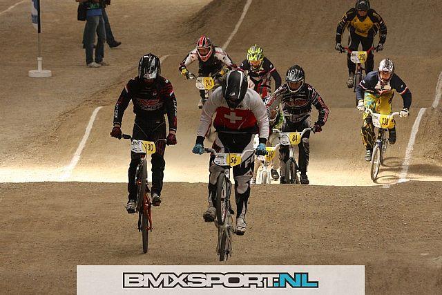 Nick Roelofs succesvol op EK bmx, Orleans Frankrijk.