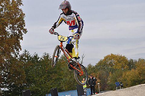 Succes vol fietscross seizoen van graafsche broertjes.